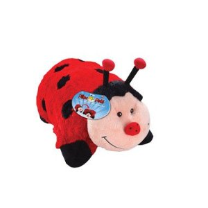 pillow pet lady bug