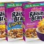 raisin bran