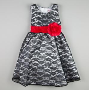 Toddler Holiday Dress - Qi Dress