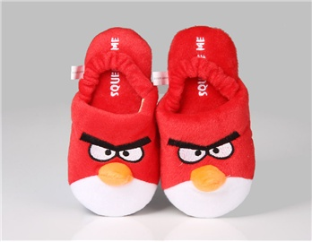 angry birds slilppers