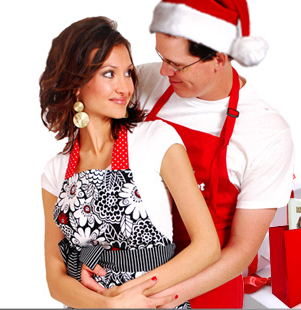 flirty aprons holiday