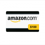 amazon gift card 100