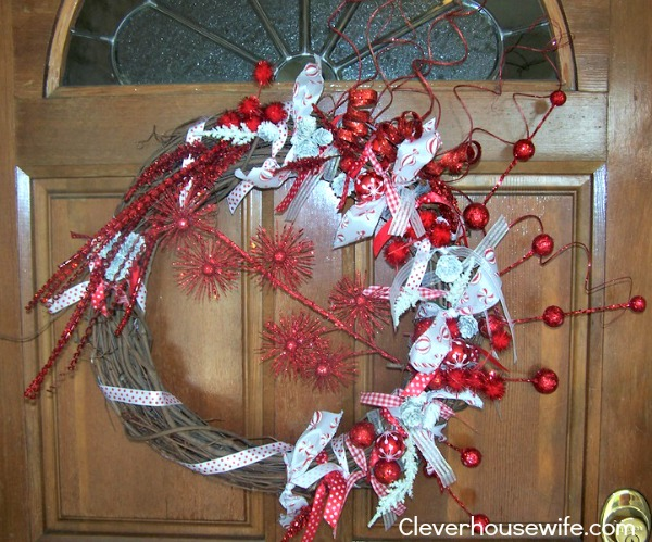 Holiday Wreath and Door Decorations