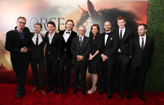 war horse cast