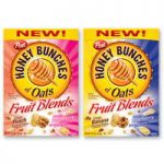 honey bunches of oats fruit blends