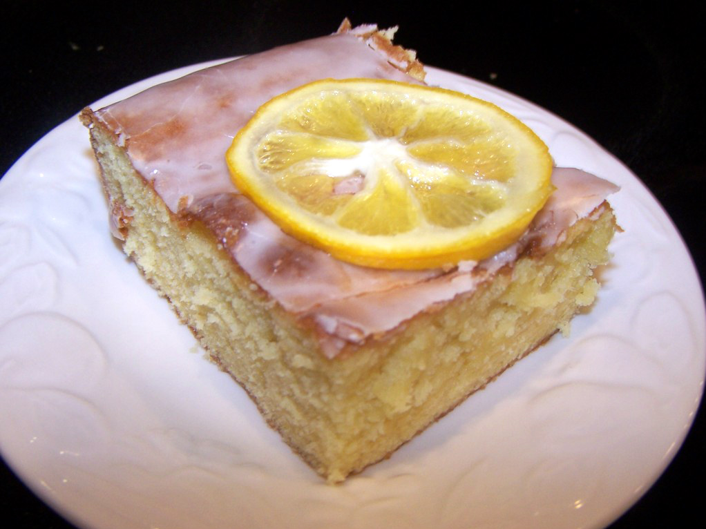 Lemon poke cake recipe from scratch clever housewife