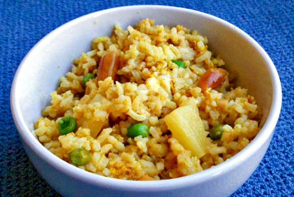 Pineapple Fried Rice (my fave new way to make rice!) – This recipe ...