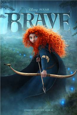 Disney/Pixars' Trailer for Brave – Amazing!!