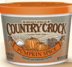 country crock pumpkin spice