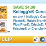 kelloggs cereals
