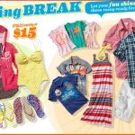 old navy spring break