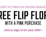 victoria secret flip flops