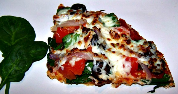 Pinterest Challenge: Cauliflower Pizza Crust + Nominate Next Weeks Project