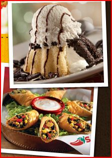 Chili's Coupon: Free Appetizer or Dessert