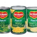 del monte veggies