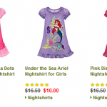 disney nightgowns