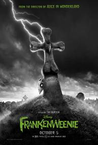 Disney's Frankenweenie Movie Trailer