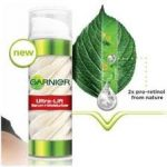 garnier ultralift skin care serum