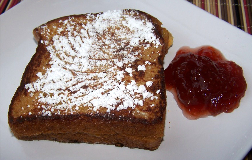Grilled Cheese French Toast!! Weird or Tasty?!