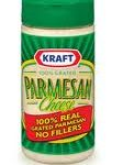 kraft parmesan cheese