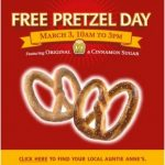 pretzel day