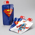 superman water bottle
