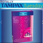 tampax radiant