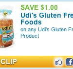 udis gluten free