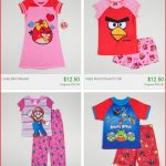 angry birds and mario pajamas