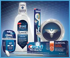 Crest and Oral-B Pro-Health Clinical Plaque Control #CrestSponsored