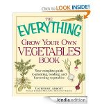 everything grow your own vegetables