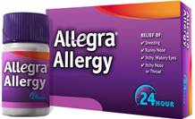 Allegra Allergy Relief Review and #Giveaway