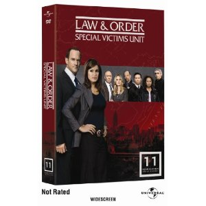 Law & Order: Special Victims Unit – Year 11 Only $17.49