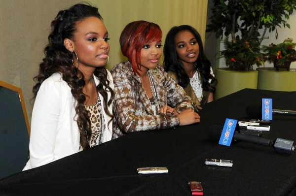 Interview with the McClain Sisters