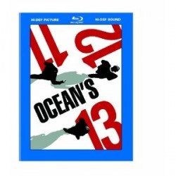Ocean&#8217;s Trilogy for $13.99 &#8211; Eleven, Twelve and Thirteen (Reg. $35.99)