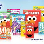sesame street flashcards