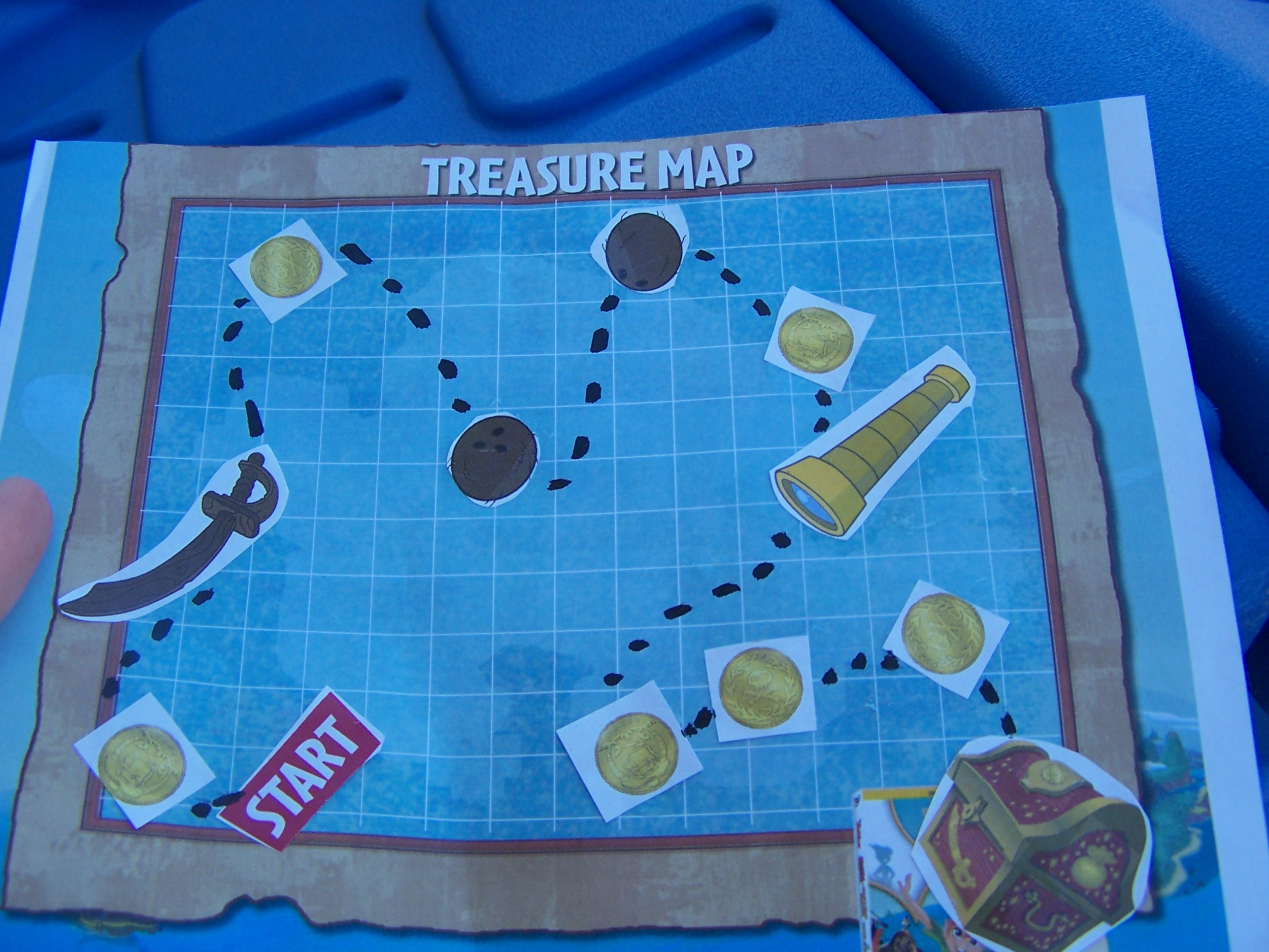 jake and the never land pirates treasure hunt and dvd
