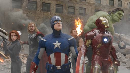 Marvel&#8217;s The Avengers Domestic Debut Sets All-Time Industry Record at $200.3 Million!!