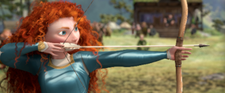 "Pixar's ""Brave"" Families Legend Trailer and Synopsis"