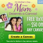 canvas mom