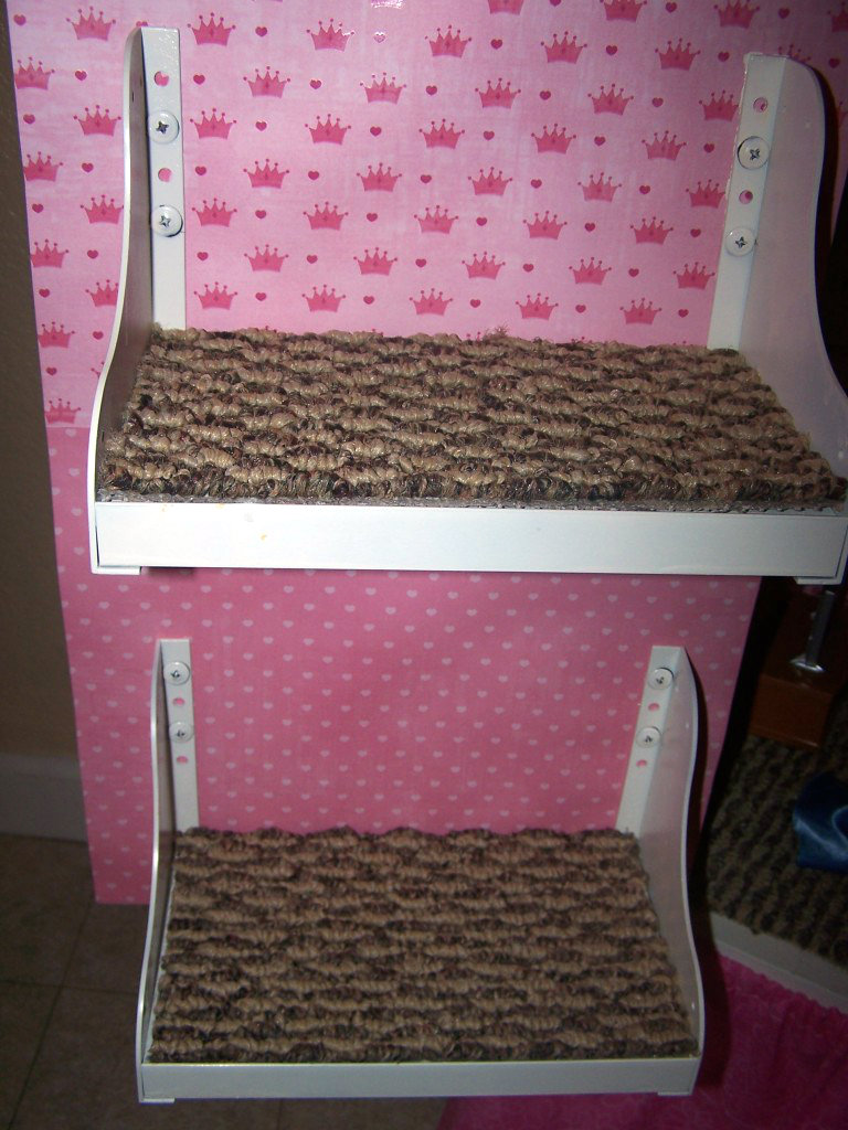 DIY Dollhouse from Repurposed Furniture  Clever Housewife