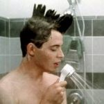 ferris bueller shower