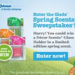 glade spring sweepstakes