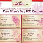 iou coupons