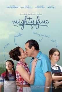 Mighty Fine Movie Review: Starring Chazz Palminteri and Andie MacDowell