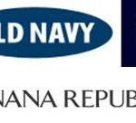 old navy gap banana