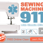 sewing maching 911