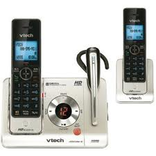 VTech LS6475-3 Cordless Phone with Hands-Free Capabilities
