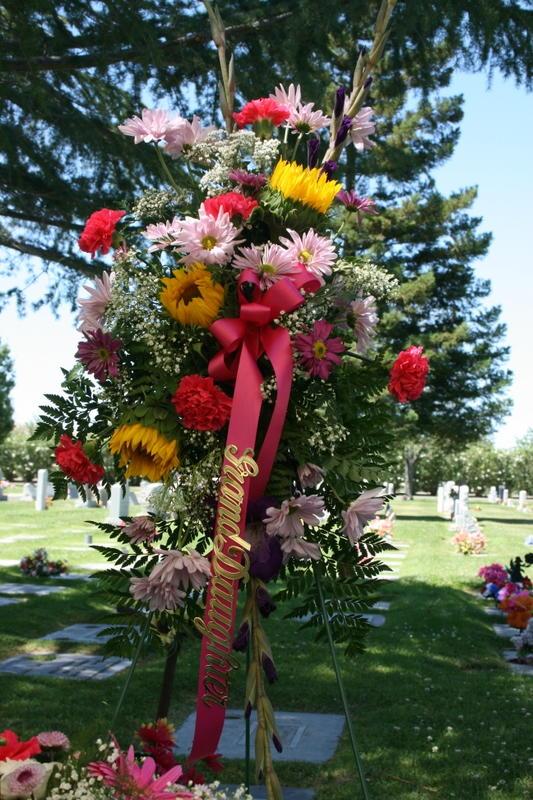 Funeral Flowers Serenity Wreath