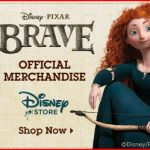 brave disney store